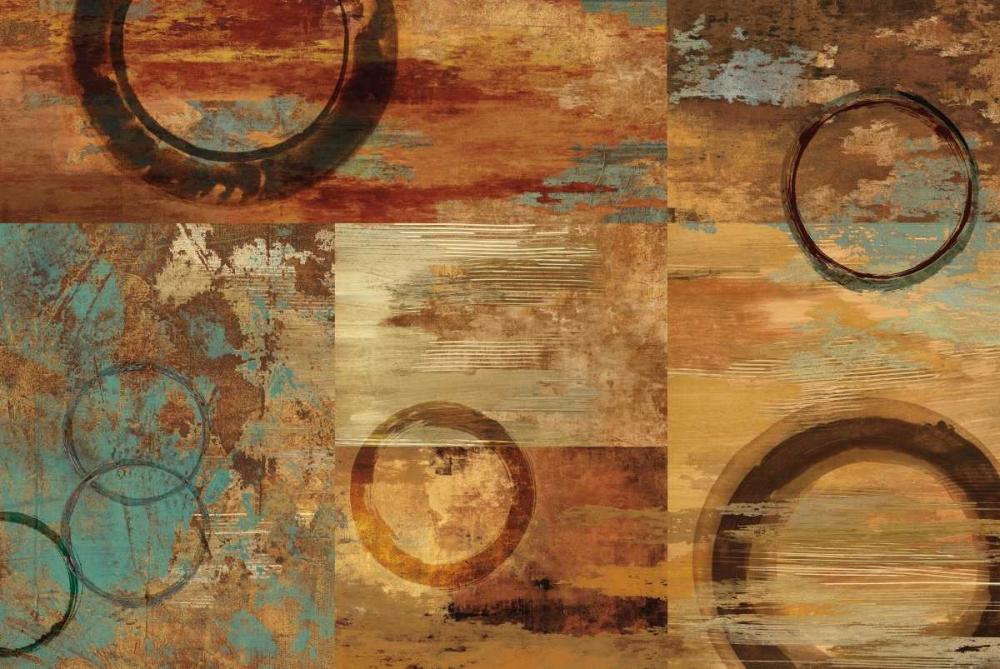 konfigurieren des Kunstdrucks in Wunschgröße Its All Relative von Nelson, Brent