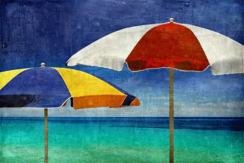 konfigurieren des Kunstdrucks in Wunschgröße Beach Companions von Carter, Charlie