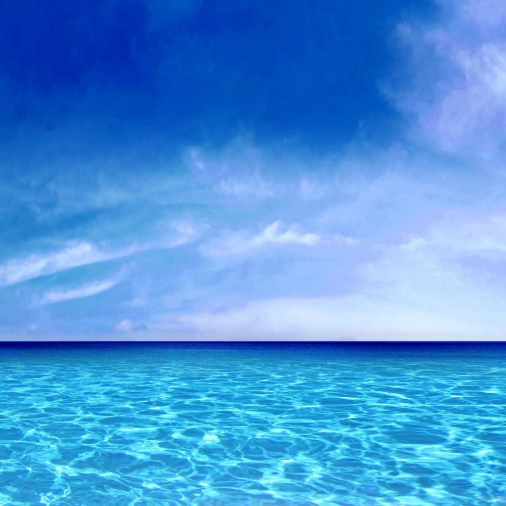 konfigurieren des Kunstdrucks in Wunschgröße Sky and Water von Carter, Charlie