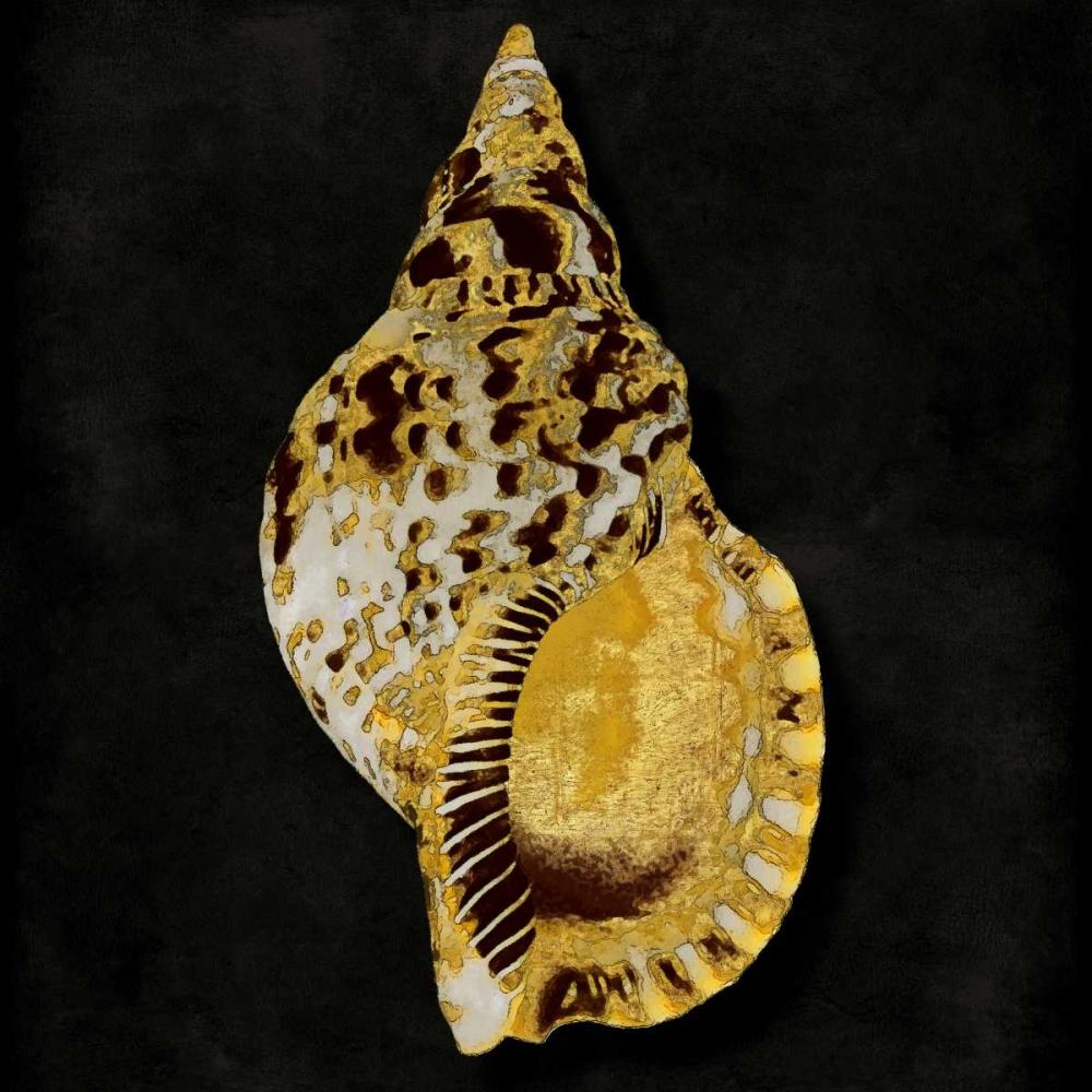 konfigurieren des Kunstdrucks in Wunschgröße Golden Ocean Gems III von Kelly, Caroline