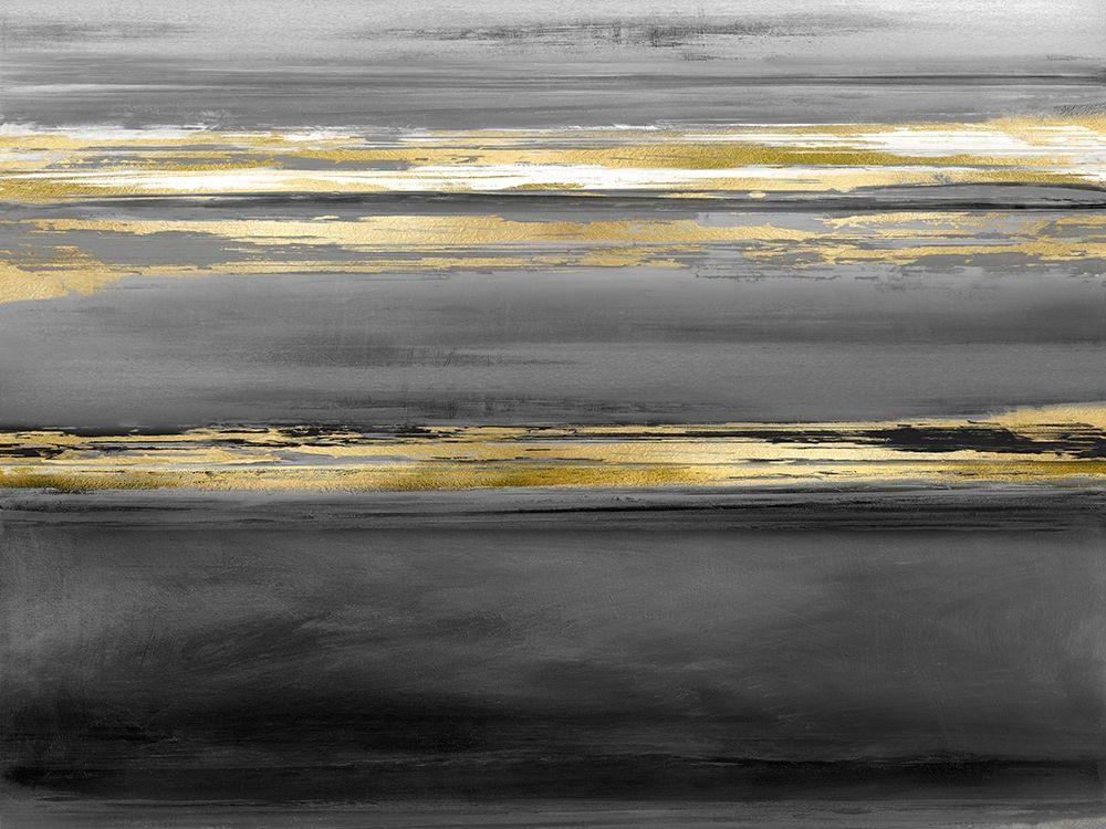 konfigurieren des Kunstdrucks in Wunschgröße Parallel Lines at Midnight von Corbin, Allie