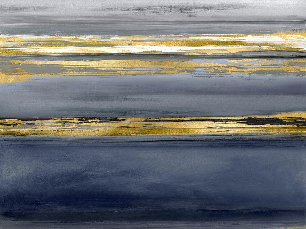 konfigurieren des Kunstdrucks in Wunschgröße Parallel Lines Noir von Corbin, Allie