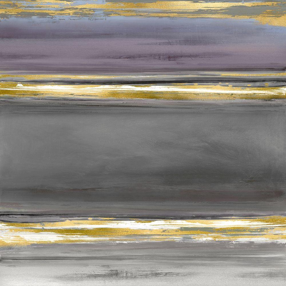konfigurieren des Kunstdrucks in Wunschgröße Parallels with Amethyst von Corbin, Allie