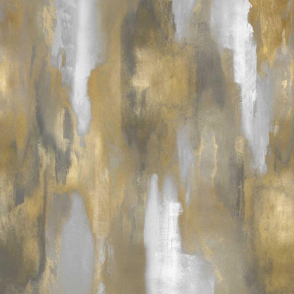 konfigurieren des Kunstdrucks in Wunschgröße Apex Gold I von Spencer, Carey