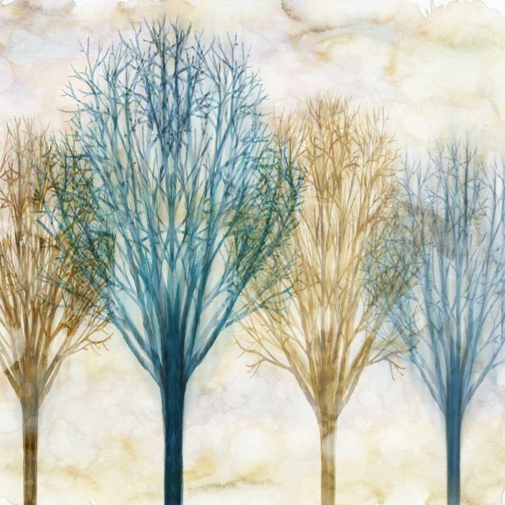 konfigurieren des Kunstdrucks in Wunschgröße Among the Trees I von Donovan, Chris