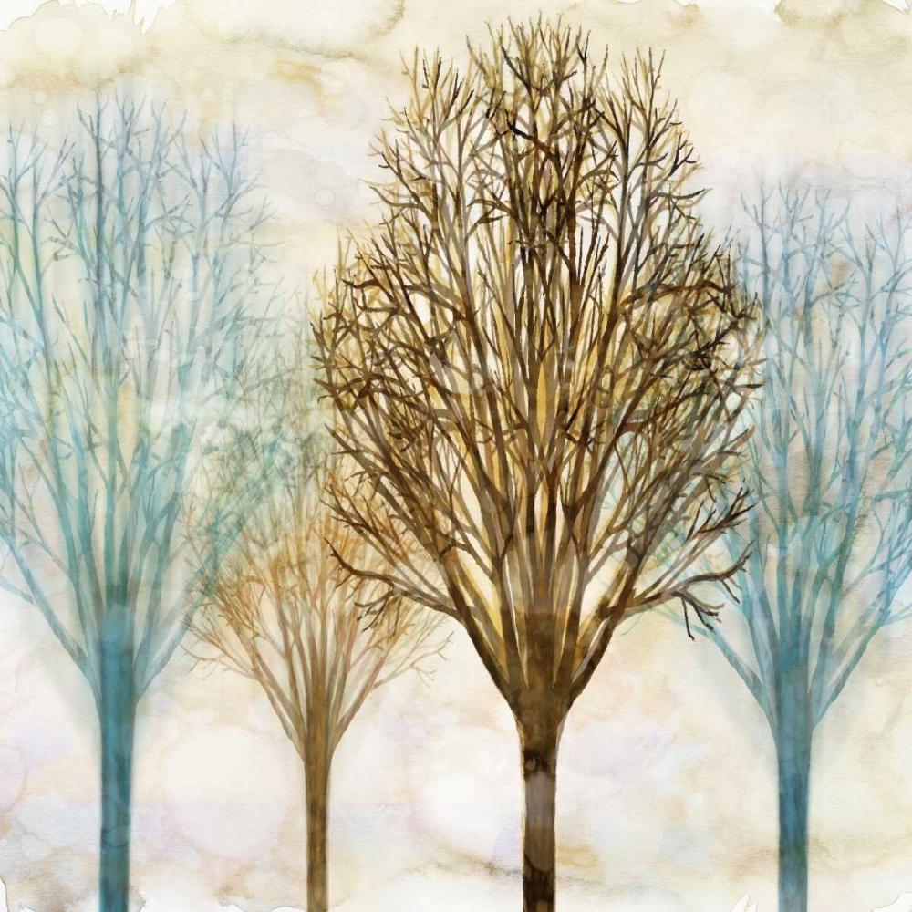konfigurieren des Kunstdrucks in Wunschgröße Among the Trees II von Donovan, Chris