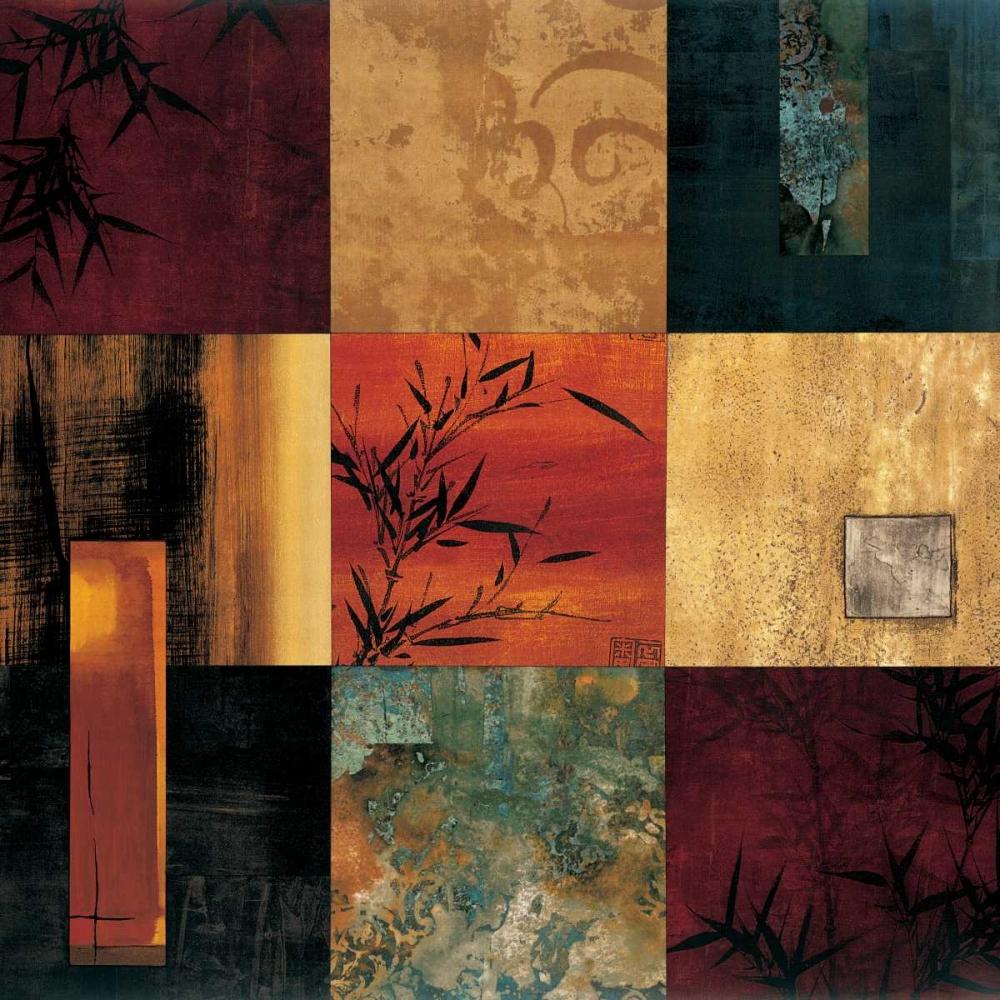 konfigurieren des Kunstdrucks in Wunschgröße The Middle Way I von Donovan, Chris
