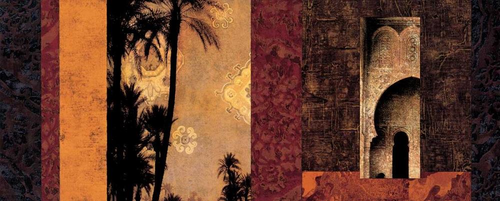 konfigurieren des Kunstdrucks in Wunschgröße Marrakesh von Donovan, Chris