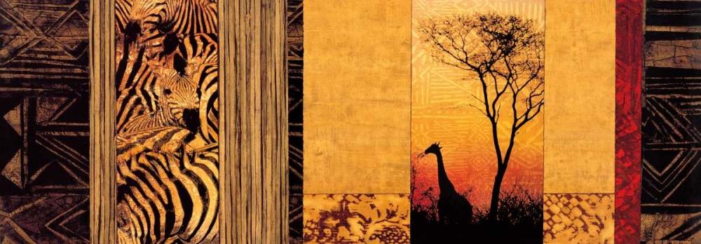 konfigurieren des Kunstdrucks in Wunschgröße African Plains von Donovan, Chris