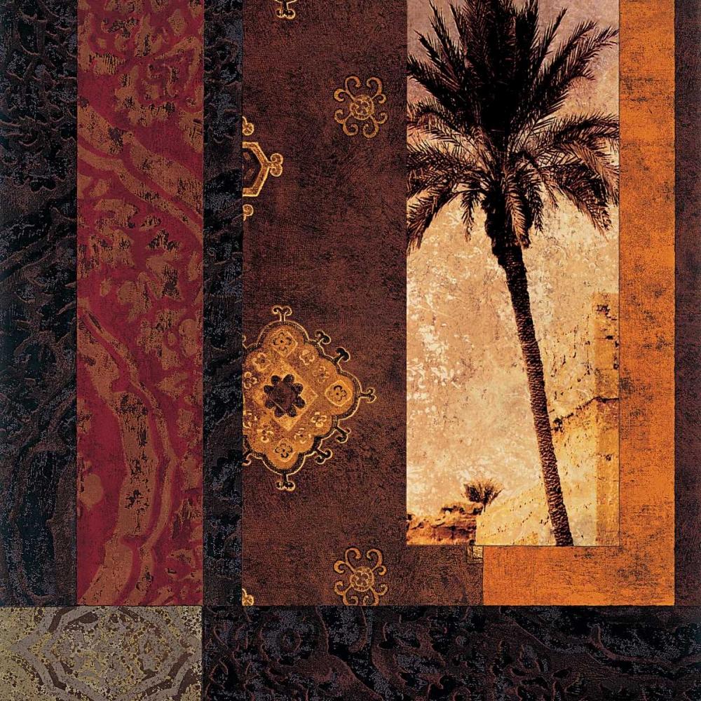 konfigurieren des Kunstdrucks in Wunschgröße Moroccan Nights I von Donovan, Chris