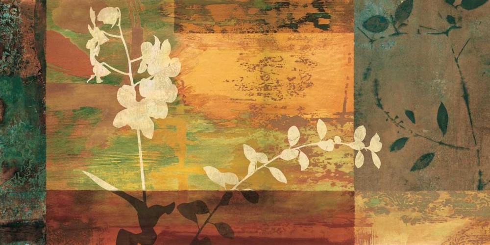 konfigurieren des Kunstdrucks in Wunschgröße Shambala II von Donovan, Chris