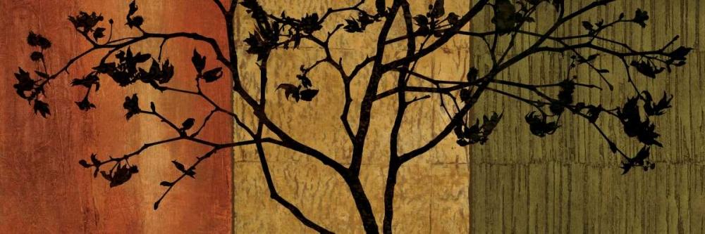 konfigurieren des Kunstdrucks in Wunschgröße Arboreal II von Donovan, Chris