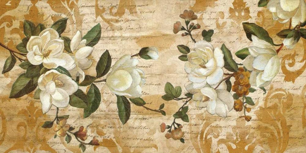 konfigurieren des Kunstdrucks in Wunschgröße Magnolia Romance von Donovan, Chris