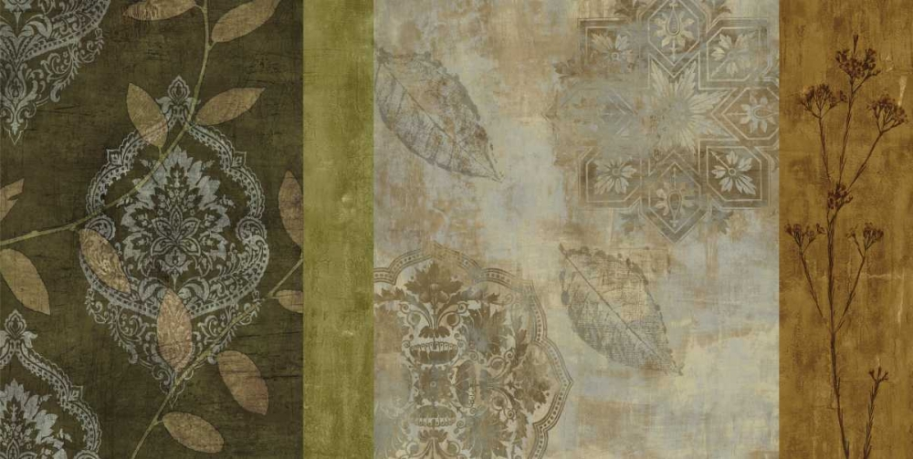 konfigurieren des Kunstdrucks in Wunschgröße Ornamental von Donovan, Chris
