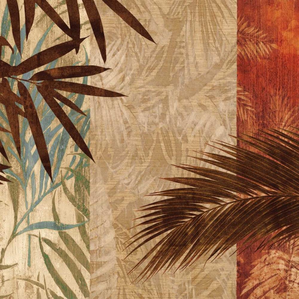 konfigurieren des Kunstdrucks in Wunschgröße In the Tropics I von Donovan, Chris