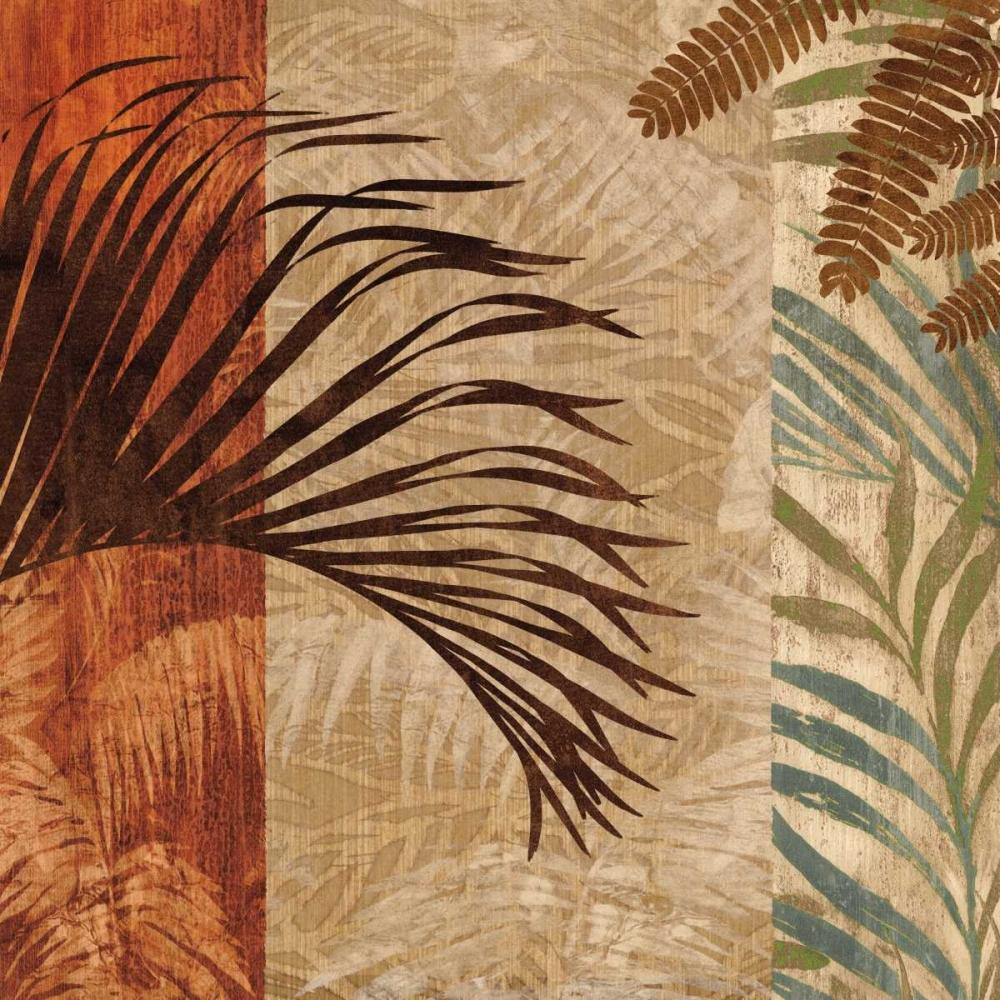 konfigurieren des Kunstdrucks in Wunschgröße In the Tropics II von Donovan, Chris