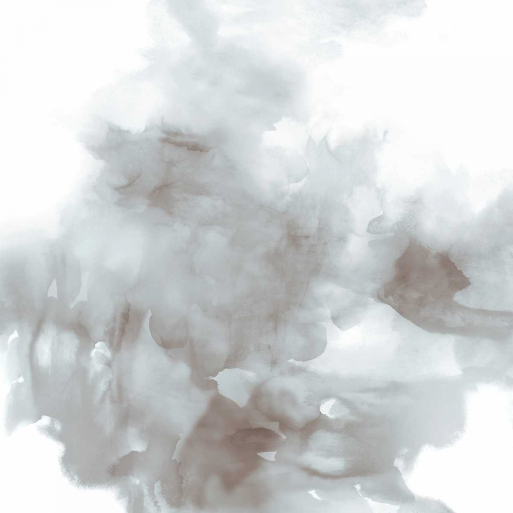 konfigurieren des Kunstdrucks in Wunschgröße Derive in Grey II von Hudson, Daniela