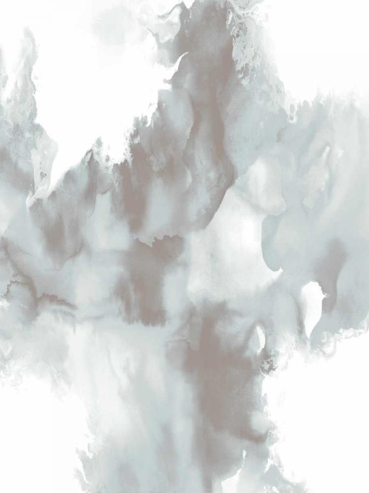 konfigurieren des Kunstdrucks in Wunschgröße Derive in Grey I von Hudson, Daniela