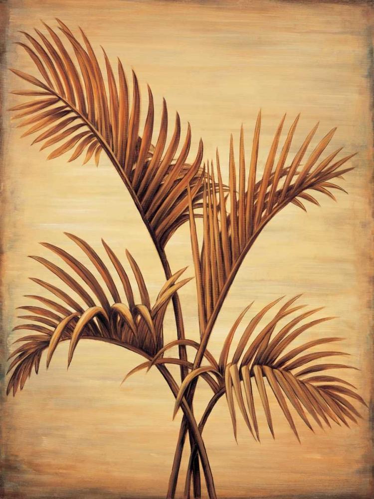 konfigurieren des Kunstdrucks in Wunschgröße Treasured Palm I von Parks, David