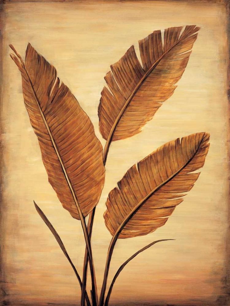 konfigurieren des Kunstdrucks in Wunschgröße Treasured Palm II von Parks, David