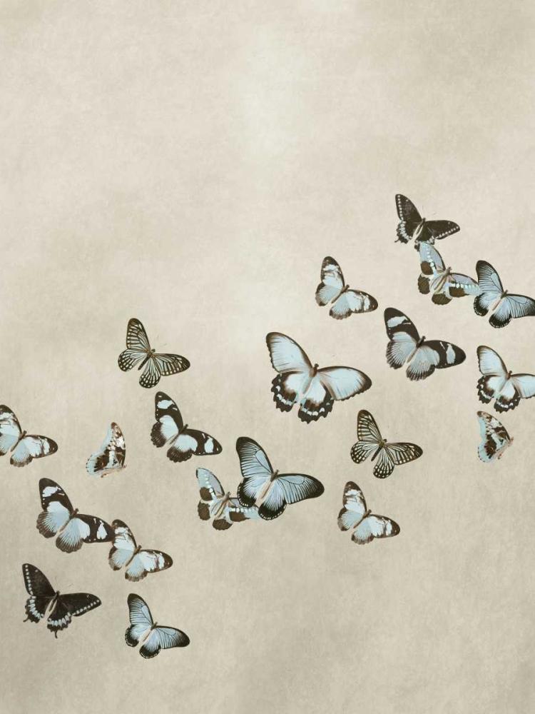 konfigurieren des Kunstdrucks in Wunschgröße Spring Flight I von Devellier, Deborah