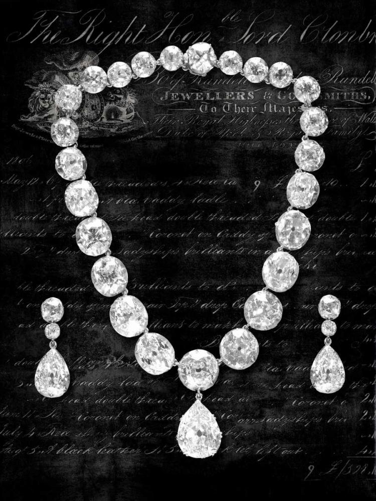 konfigurieren des Kunstdrucks in Wunschgröße Her Majestys Jewels II von Devellier, Deborah