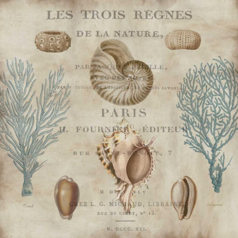konfigurieren des Kunstdrucks in Wunschgröße Le Mer II von Devellier, Deborah