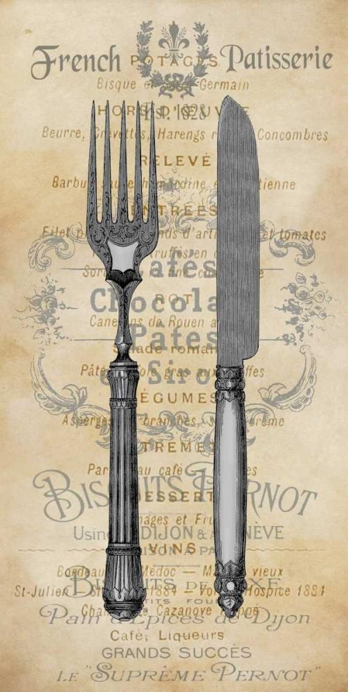 konfigurieren des Kunstdrucks in Wunschgröße Cuisine II von Devellier, Deborah