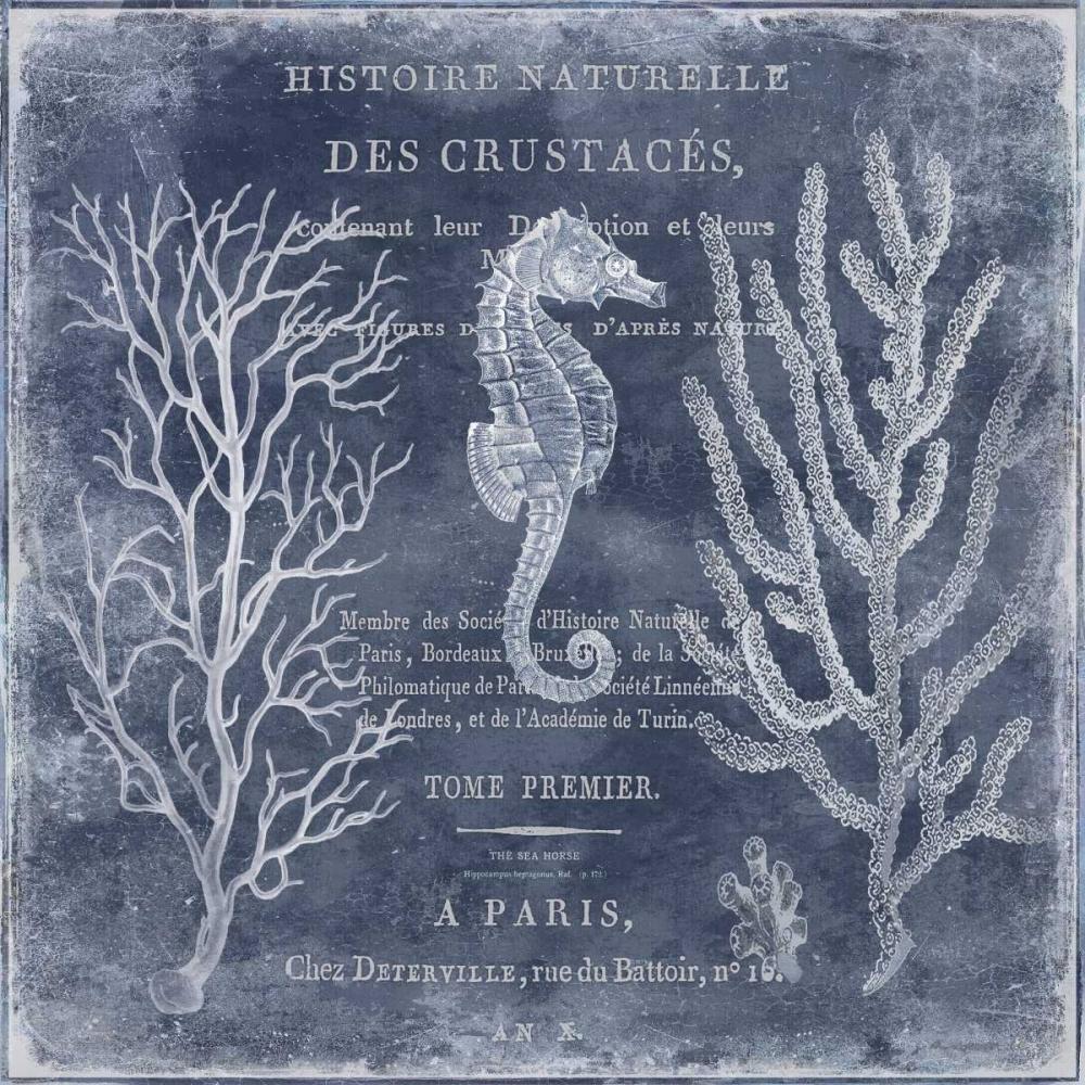 konfigurieren des Kunstdrucks in Wunschgröße The Deep Blue Sea II von Devellier, Deborah