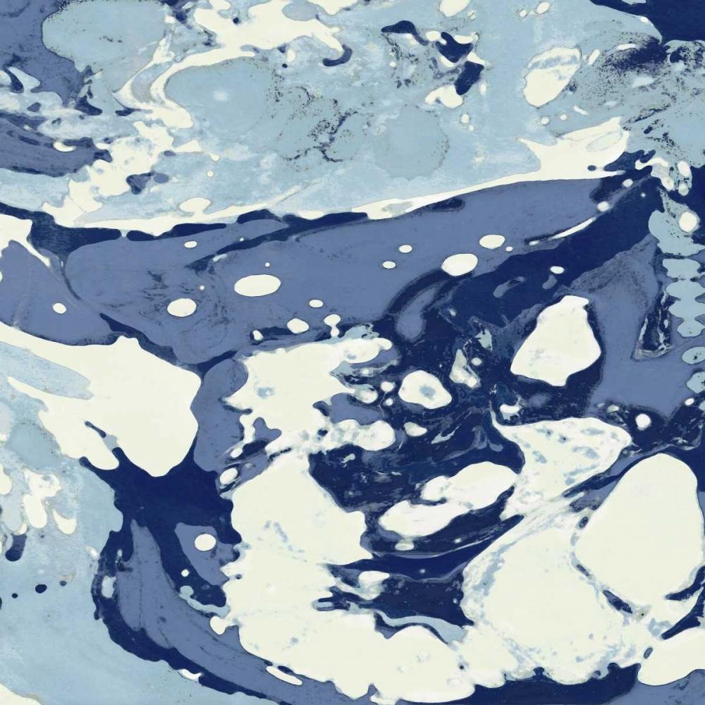 konfigurieren des Kunstdrucks in Wunschgröße Marbleized IV von Carson, Danielle