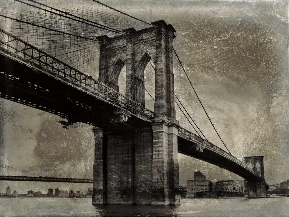 konfigurieren des Kunstdrucks in Wunschgröße Bridge I von Matthews, Dylan
