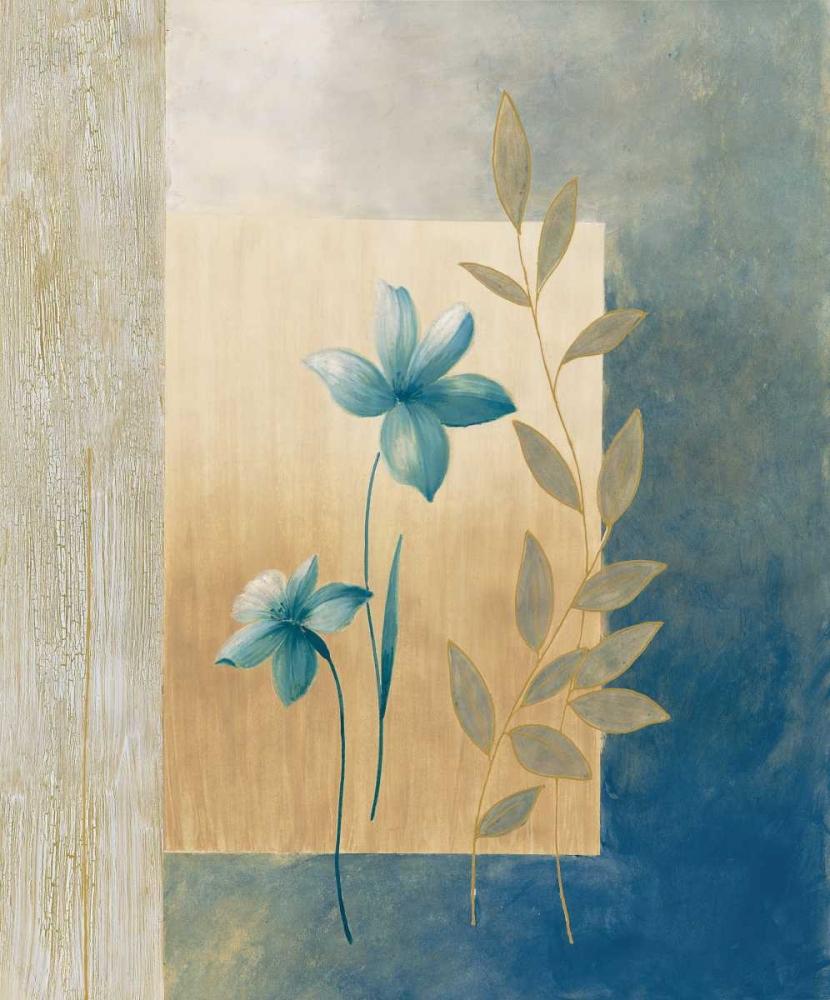 konfigurieren des Kunstdrucks in Wunschgröße Fleurs bleues I von Bonnard, Etienne