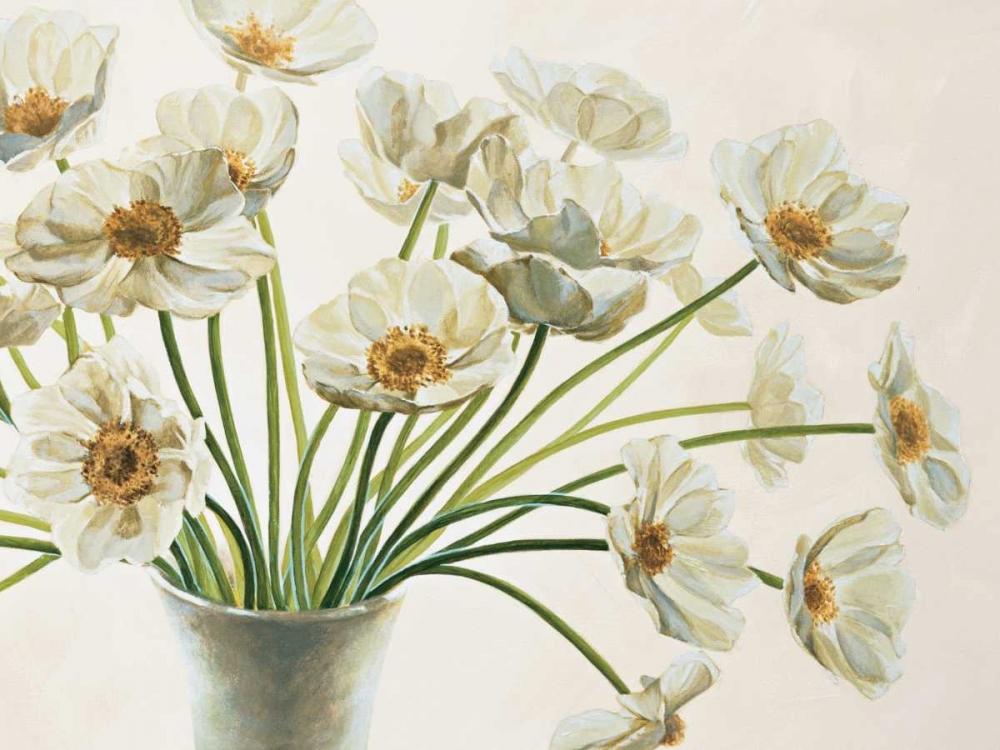 konfigurieren des Kunstdrucks in Wunschgröße Bouquet di anemoni von Barberini, Eva