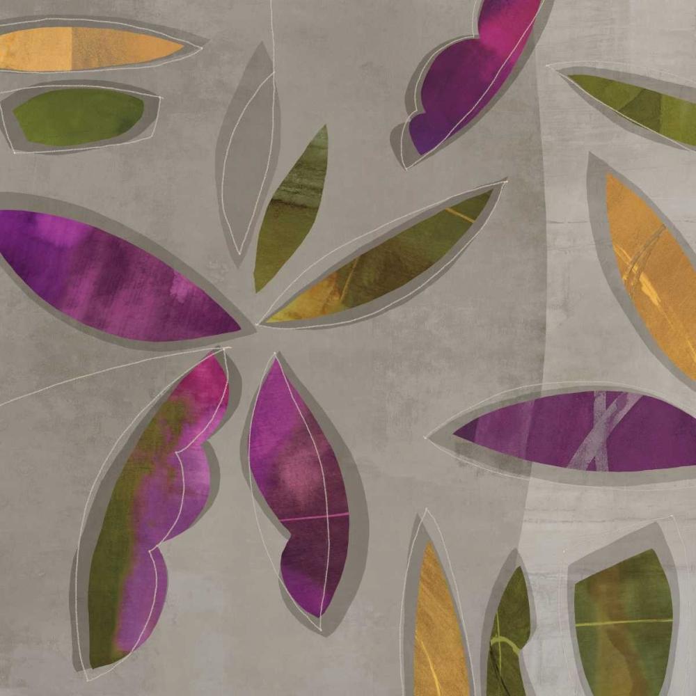 konfigurieren des Kunstdrucks in Wunschgröße Dance II von Baker, Elena