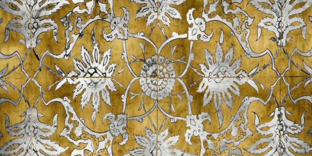 konfigurieren des Kunstdrucks in Wunschgröße Ornate Panel I von Roberts, Ellie