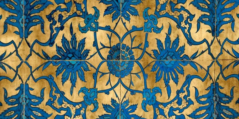 konfigurieren des Kunstdrucks in Wunschgröße Ornate Panel II von Roberts, Ellie