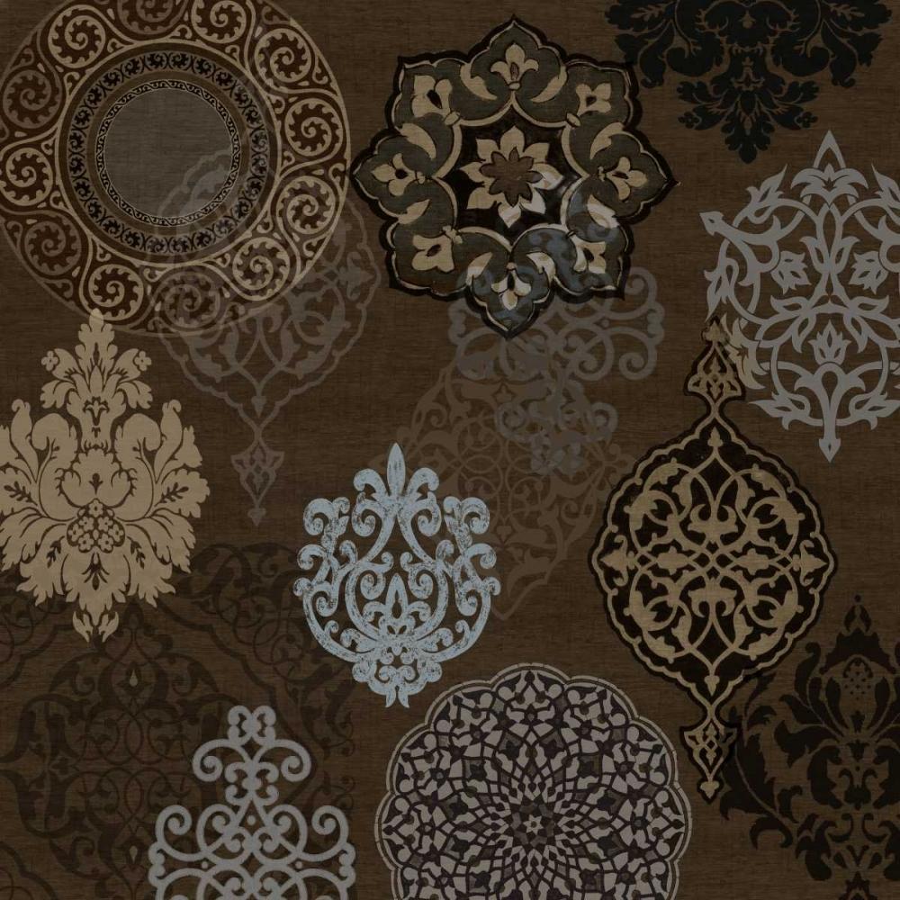 konfigurieren des Kunstdrucks in Wunschgröße Ornament Collection I von Roberts, Ellie