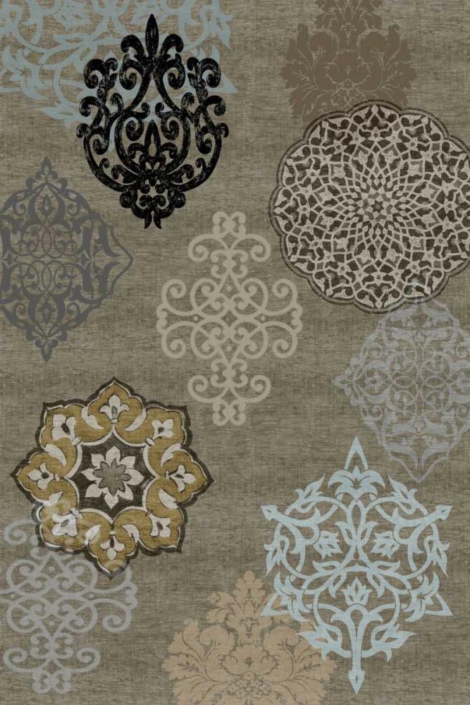 konfigurieren des Kunstdrucks in Wunschgröße Decorative Ormanments II von Roberts, Ellie