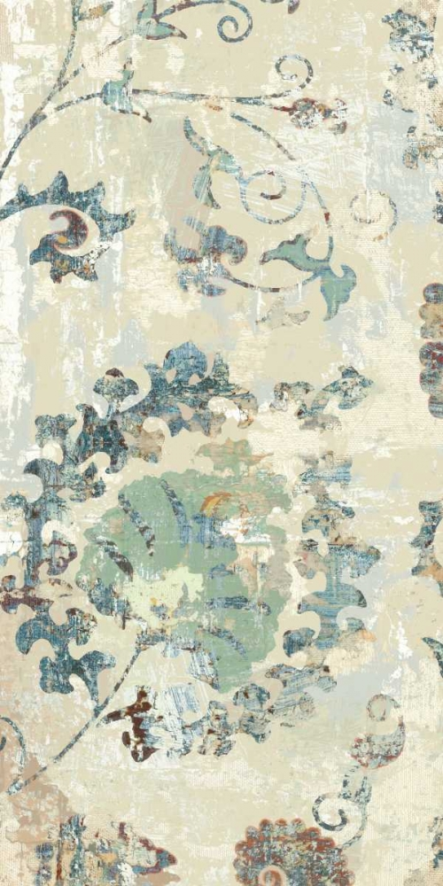 konfigurieren des Kunstdrucks in Wunschgröße Adornment Panel I von Roberts, Ellie