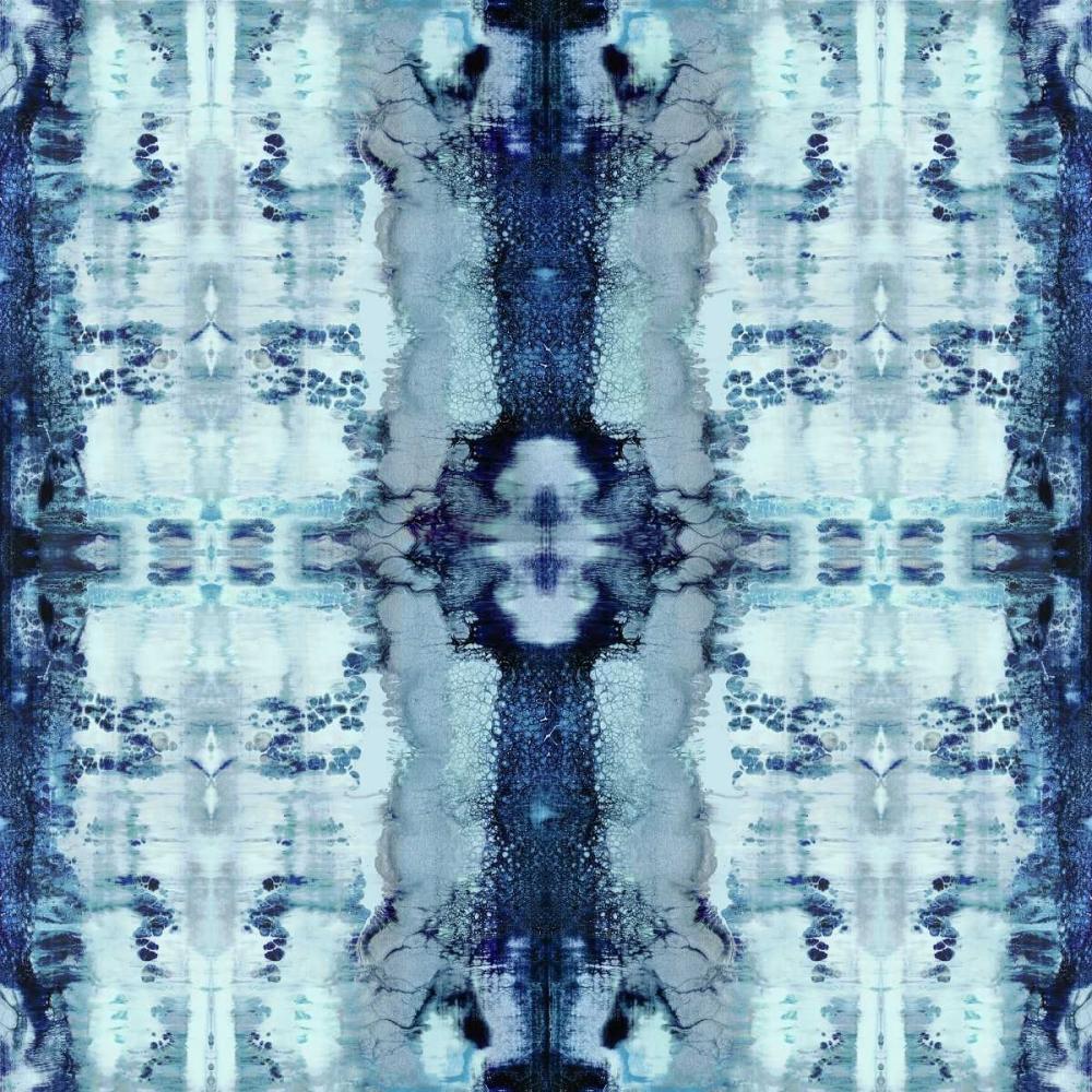 konfigurieren des Kunstdrucks in Wunschgröße Patterns in Blue von Roberts, Ellie