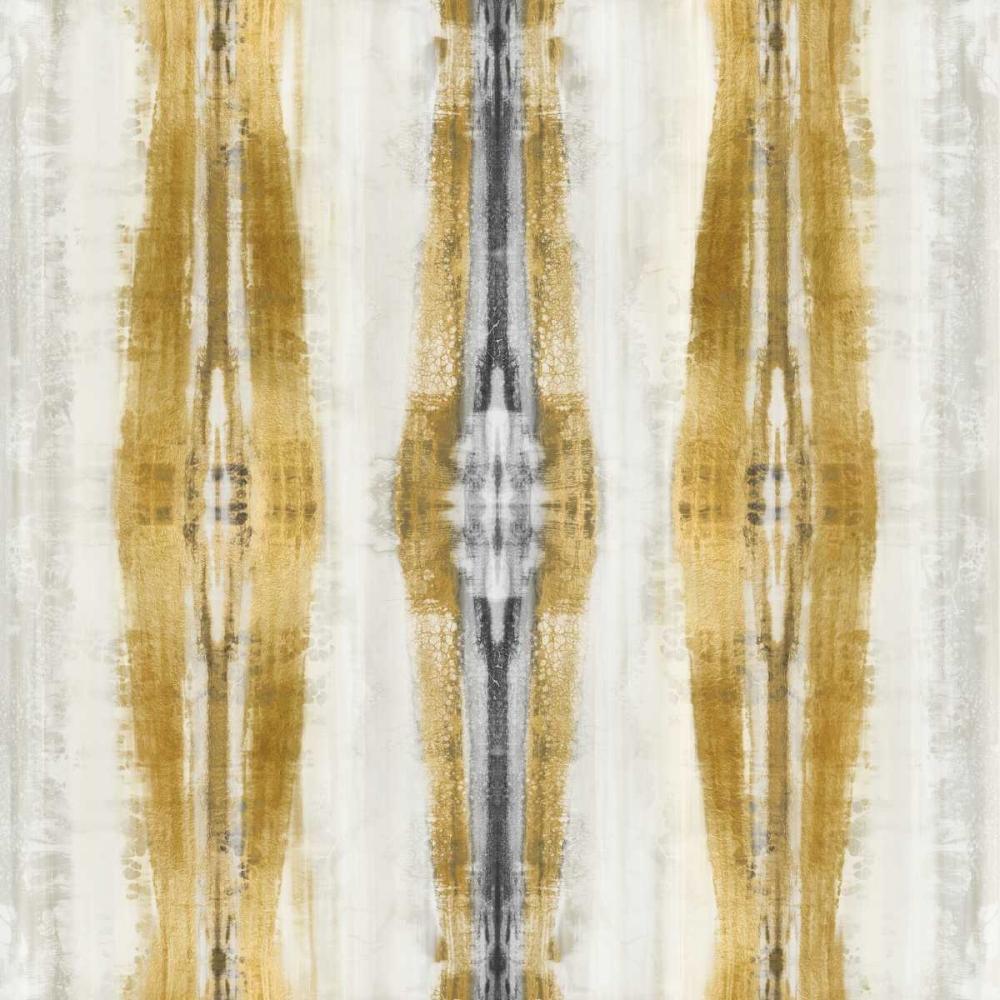 konfigurieren des Kunstdrucks in Wunschgröße Emminent in Gold II von Roberts, Ellie