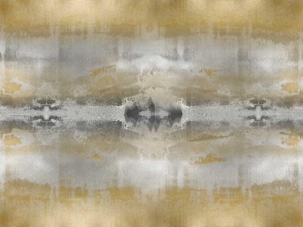 konfigurieren des Kunstdrucks in Wunschgröße Golden Symmetry von Roberts, Ellie