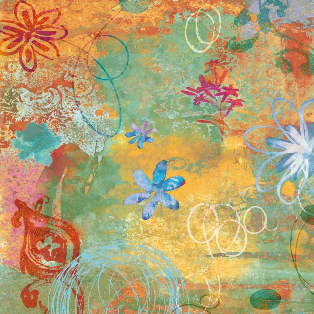 konfigurieren des Kunstdrucks in Wunschgröße New Utopia II von Dunn, Emily