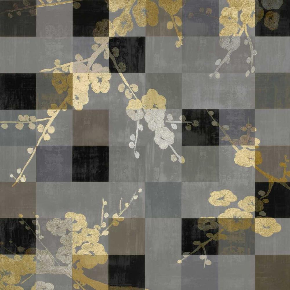 konfigurieren des Kunstdrucks in Wunschgröße Blossoms Reflections I von Lange, Erin