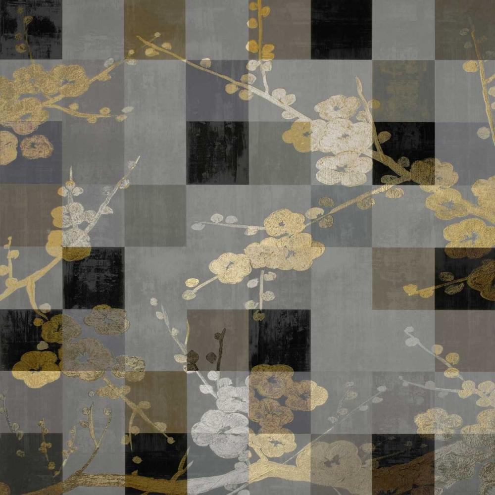 konfigurieren des Kunstdrucks in Wunschgröße Blossoms Reflections II von Lange, Erin
