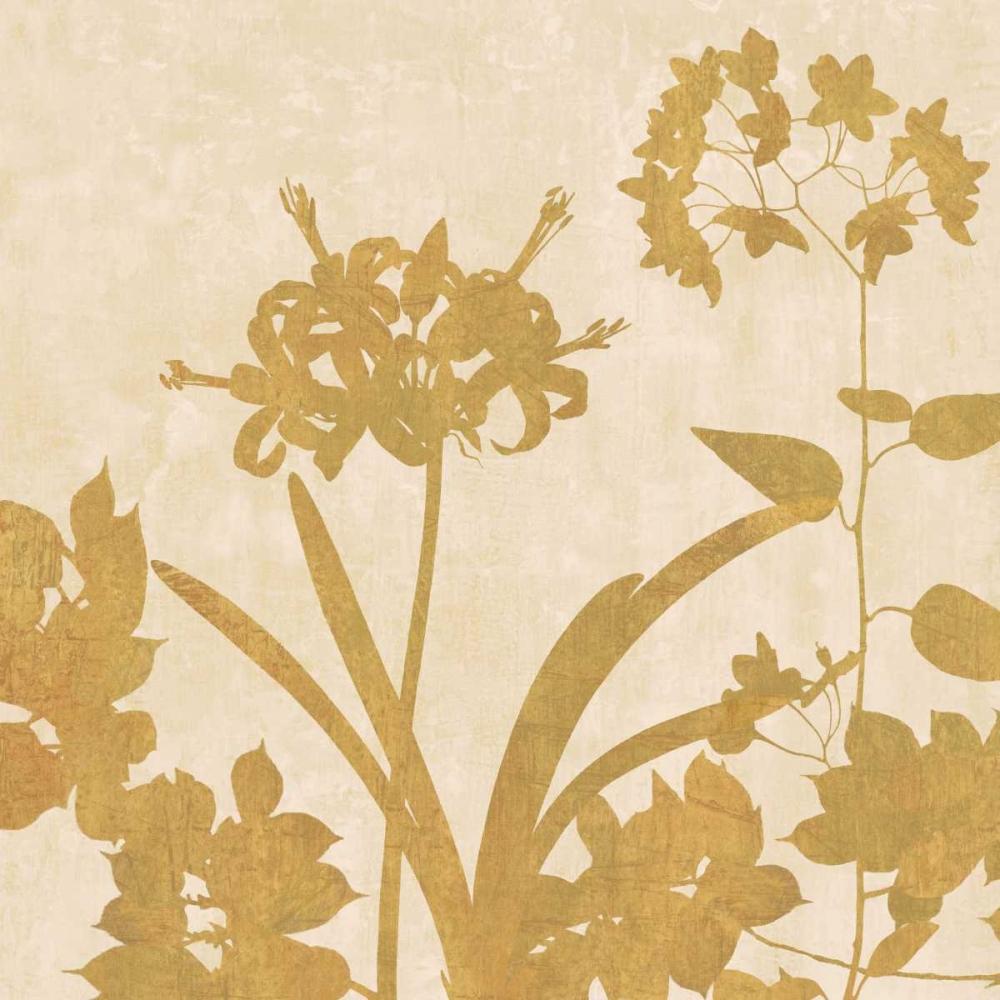 konfigurieren des Kunstdrucks in Wunschgröße Golden Reflections II von Lange, Erin