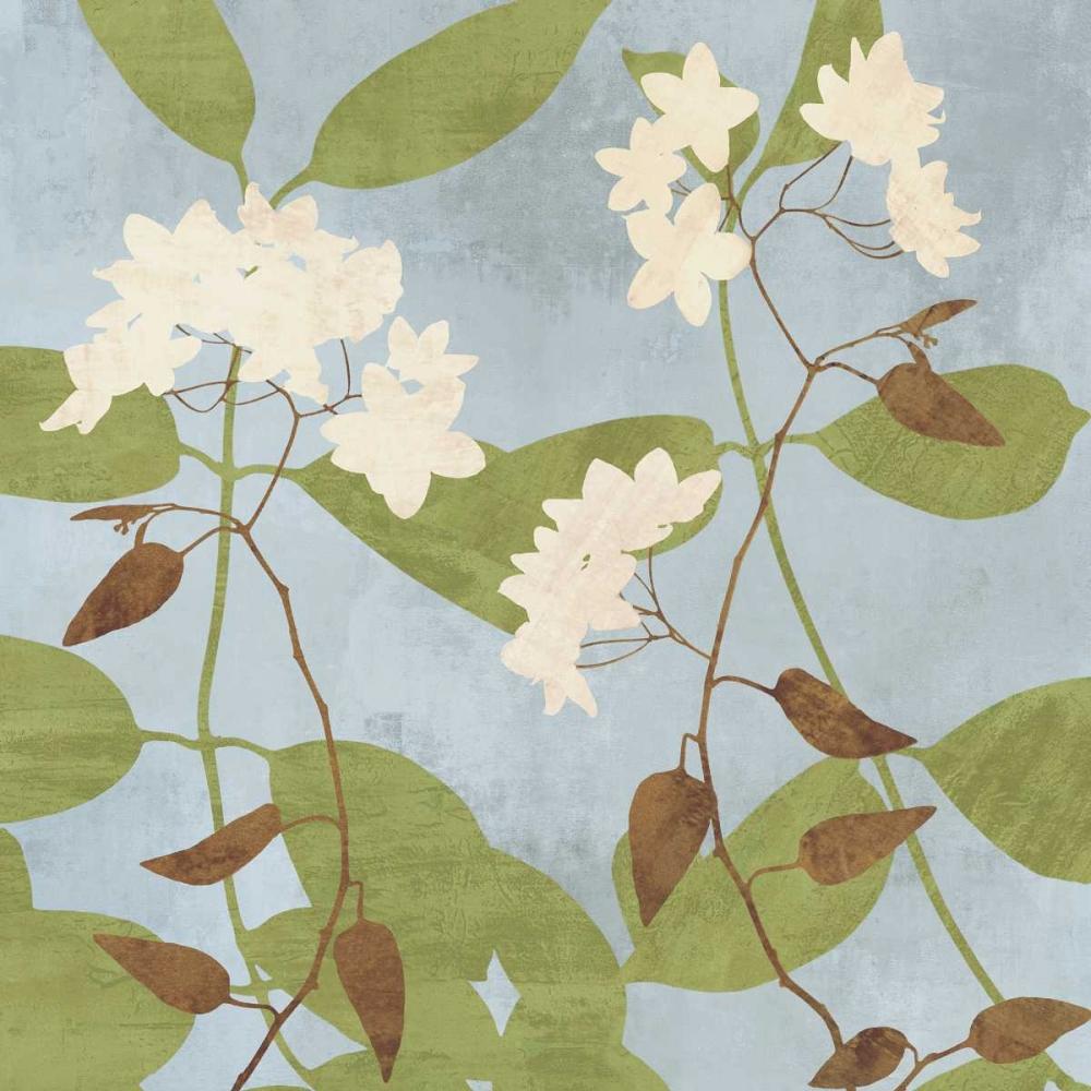 konfigurieren des Kunstdrucks in Wunschgröße Secret Garden I von Lange, Erin