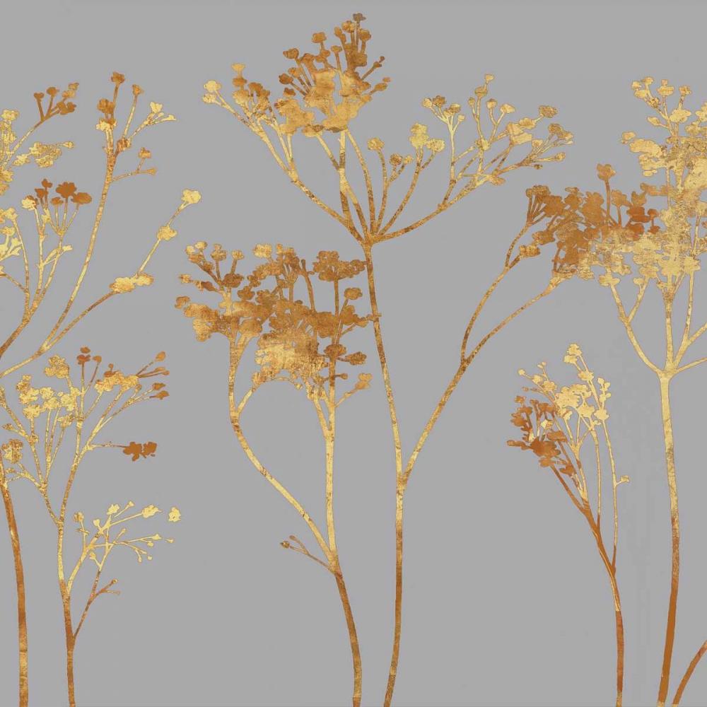 konfigurieren des Kunstdrucks in Wunschgröße Gold at Dusk I von Lange, Erin