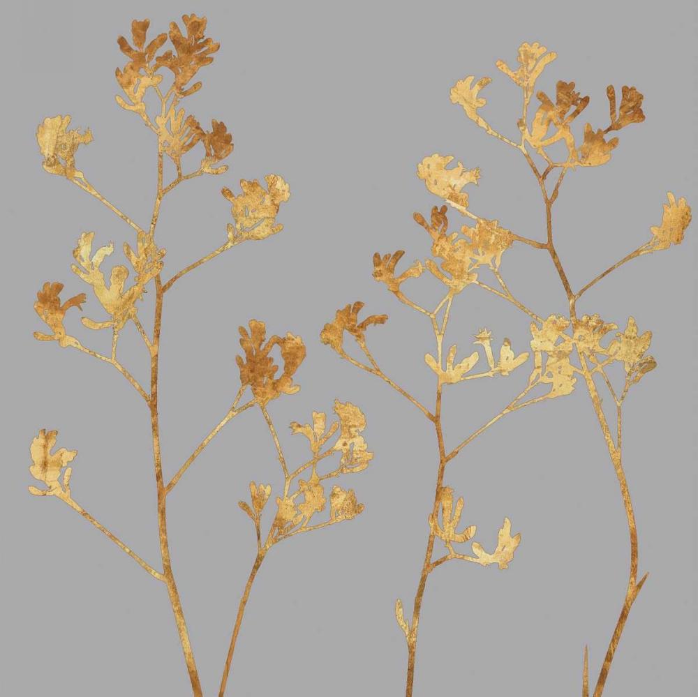 konfigurieren des Kunstdrucks in Wunschgröße Gold at Dusk II von Lange, Erin