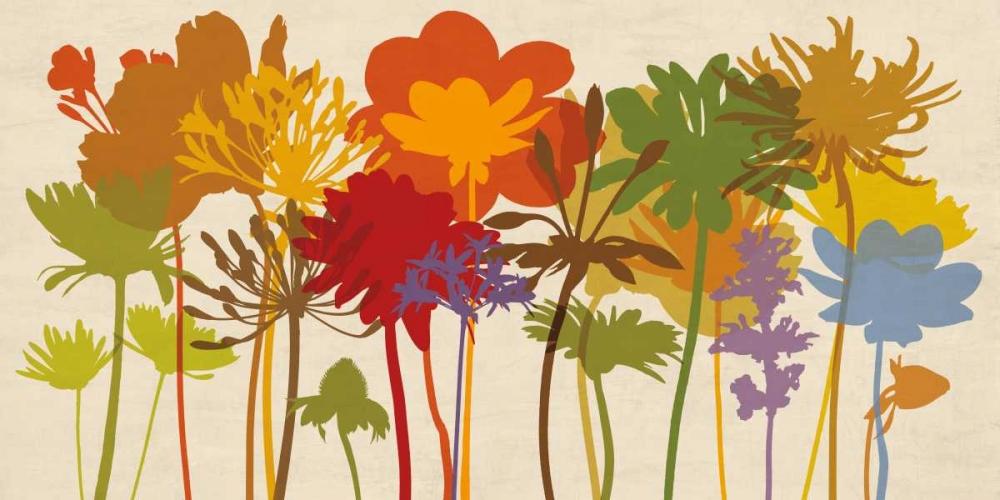 konfigurieren des Kunstdrucks in Wunschgröße Brilliant Bloom von Lange, Erin